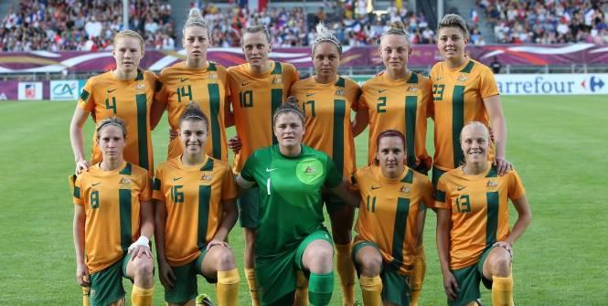 Football : les internationales australiennes rémunérées comme les hommes