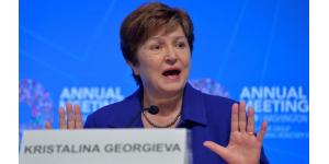 Kristalina Georgieva, nouvelle directrice générale du FMI