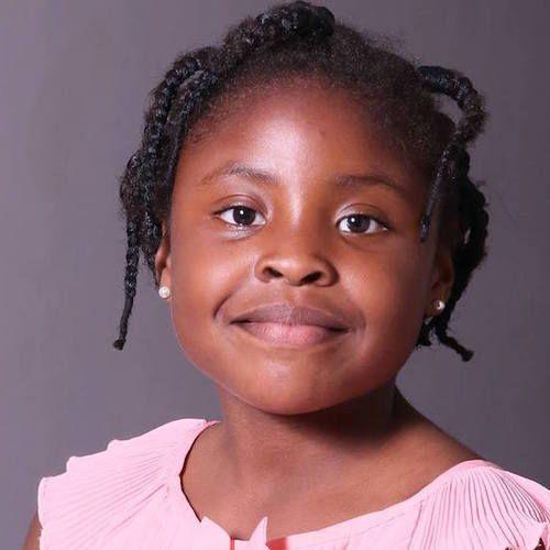 Michelle Nkamankeng, 9 ans, la plus jeune écrivaine en Afrique, lance son second livre