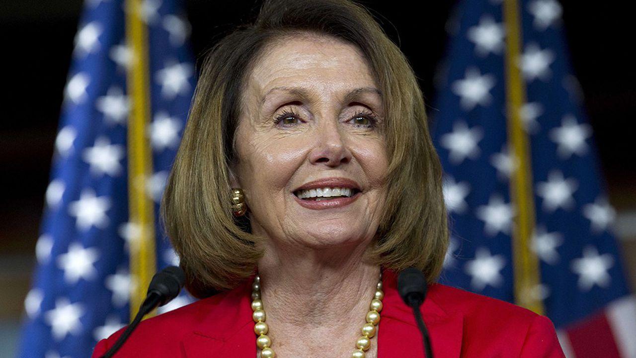 Contestée il y a peu, Nancy Pelosi triomphe face à Donald Trump