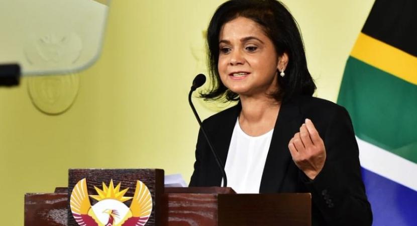 Afrique du Sud : à la tête du parquet général, Shamila Batohi veut éradiquer la corruption
