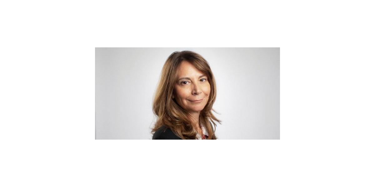 Roula Khalaf, première femme rédactrice en chef du Financial Times