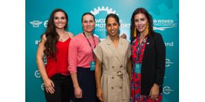 Premier sommet sur les femmes dans les sports mécaniques