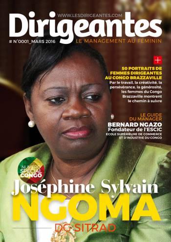 Magazine les dirigeantes num/u00e9ro 1