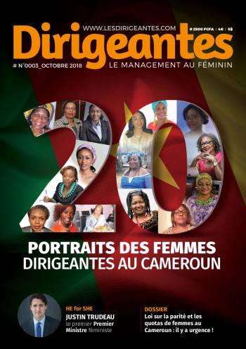 Magazine les dirigeantes num/u00e9ro 3