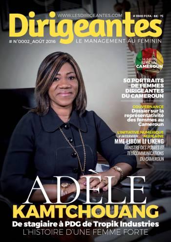 Magazine les dirigeantes num/u00e9ro 2