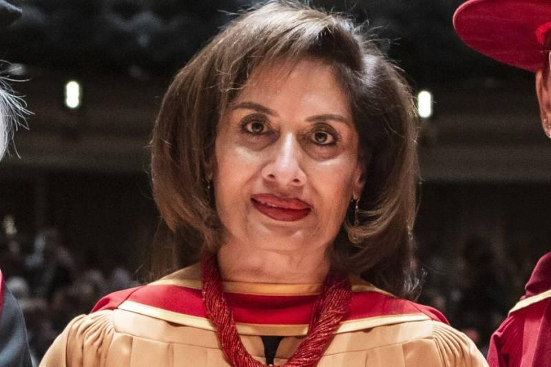 Salma Lakhani, première lieutenante-gouverneure musulmane nommée au Canada
