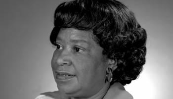 Mary JACKSON, première ingénieure afro-américaine de la NASA dont le siège portera désormais le nom