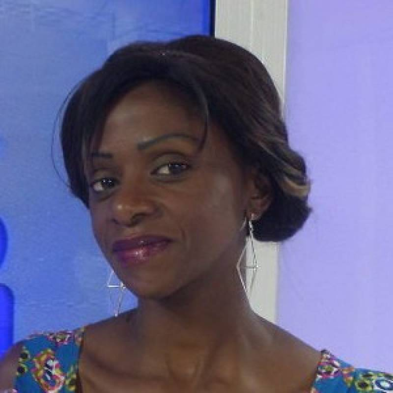Olivia BOUM, CEO KMERPAD