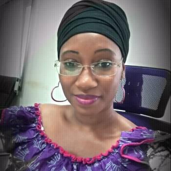 Démbélé Aminata KOUMARE,  Fondatrice Diagokom