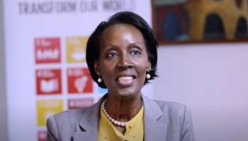 La Burundaise Giovanie Biha, nouvelle Représentante Spéciale Adjointe au Bureau des Nations Unies pour l'Afrique de l'Ouest et le Sahel (UNOWAS)