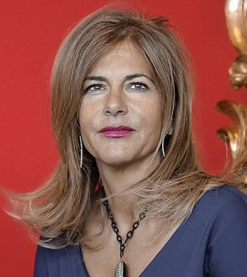 Emma MARCEGAGLIA, Présidente d'ENI