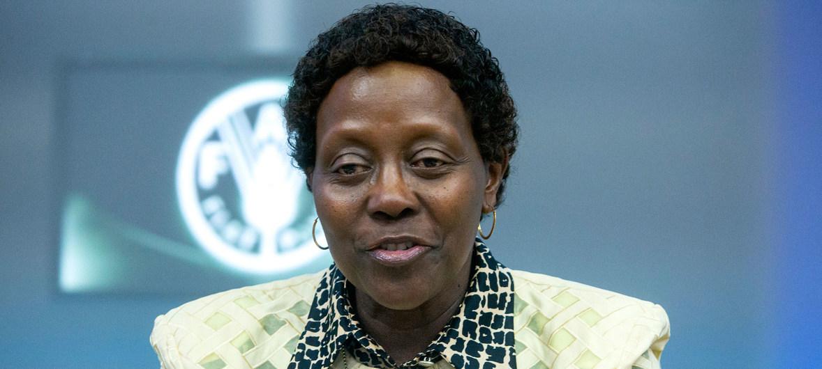 La Tanzanienne Elizabeth Maruma Mrema, nouvelle Secrétaire Exécutive de la Convention sur la Diversité Biologique