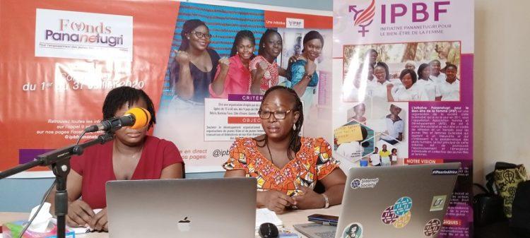 Le fonds Pananetugri exclusivement dédié aux femmes de 9 pays africains