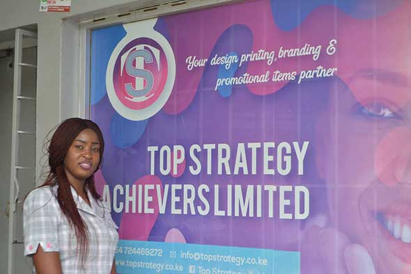 La pandémie de COVID-19 pourrait creuser les inégalités existantes pour les femmes d'affaires au Kenya