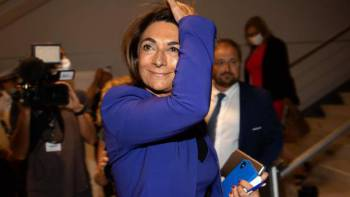 Martine Vassal CLEMENT MAHOUDEAU // AFP