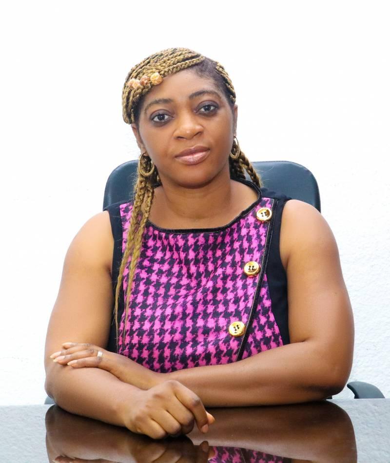 Anne Charlotte NGO NJAB Epse TSANGO ONGOLO, une Dirigeante qui a su relever l'entreprise MTA,  spécialisée dans l'Hôtellerie et la  Restauration