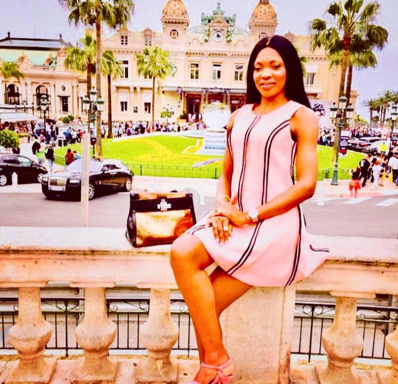 Christelle FOTSO, fondatrice de CHRY'STYL & CO