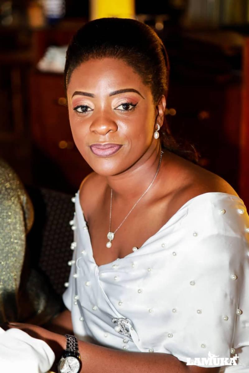 DEGALY WILSON KAMBISSI Suzelle, une femme ambitieuse qui baisse difficilement les bras