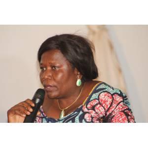 BOUANGA Joséphine, CEO ENOCE BIO, une pionnière des produits Bio au Congo