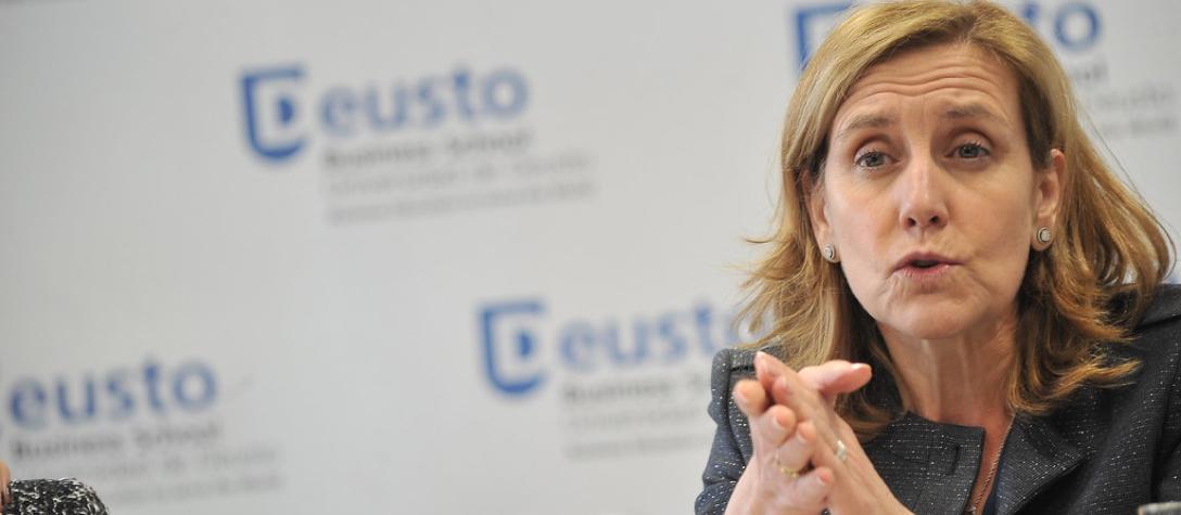 Marta Martinez, première femme Directrice Générale d'IBM en Europe MEA
