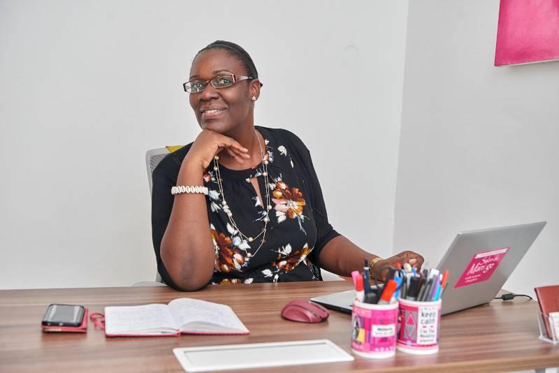 Mélanie WABO, Directrice Générale du SAMMEC, Salon de Mariage et des Moments d'Exception du Cameroun, la Wedding Planner qui a  su se faire un nom