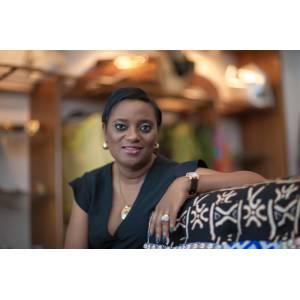 Anna NGANN Yonn : Styliste, Modéliste, Directrice Générale KREYANN et promotrice de l'évènement « The K-Walk »