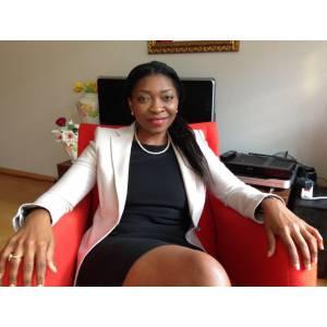 Patricia MONTHE, l'ambitieuse visionnaire qui innove avec le premier hôpital numérique pour les pays émergents