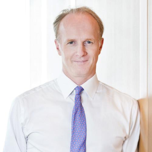 Mark Machin, Président et chef de la direction d'Investissements RPC, lauréat du Prix Catalyst 2020