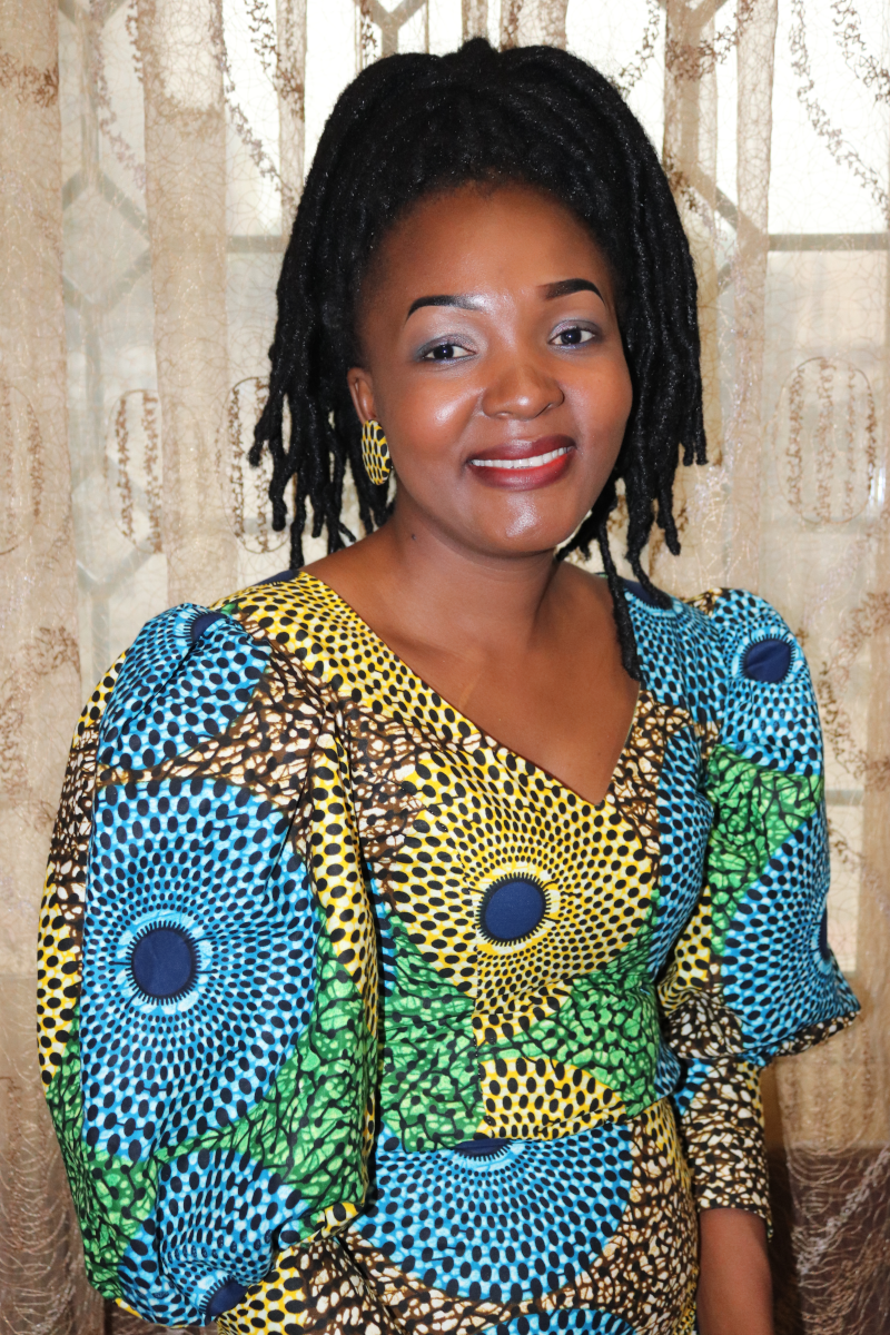 Bel Lauretta TENE, Directrice de Publication du magazine Dirigeantes