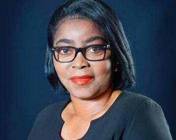 Rose Christiane Ossouka Raponda a /u00e9t/u00e9 nomm/u00e9e Premi/u00e8re ministre. /u00a9 D.R.