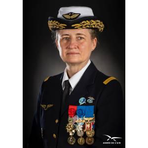 Général Dominique Arbiol : la première femme à la tête de l'École de l'air