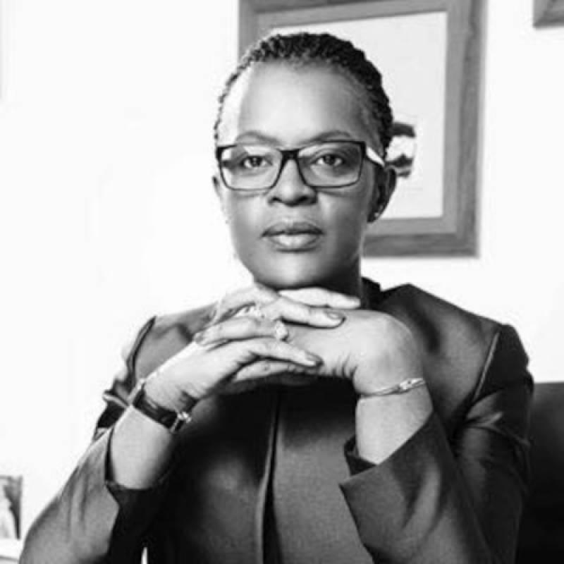 Bénédicte Janine KACOU DIAGOU, Directrice Générale du Groupe NSIA