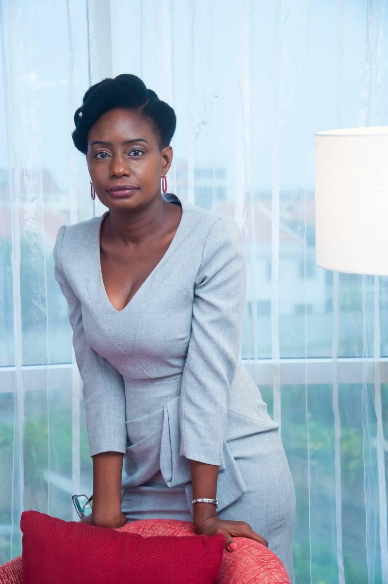 NAKPOKOU Eunice Ife , Fondatrice du cabinet Ilé Ifê