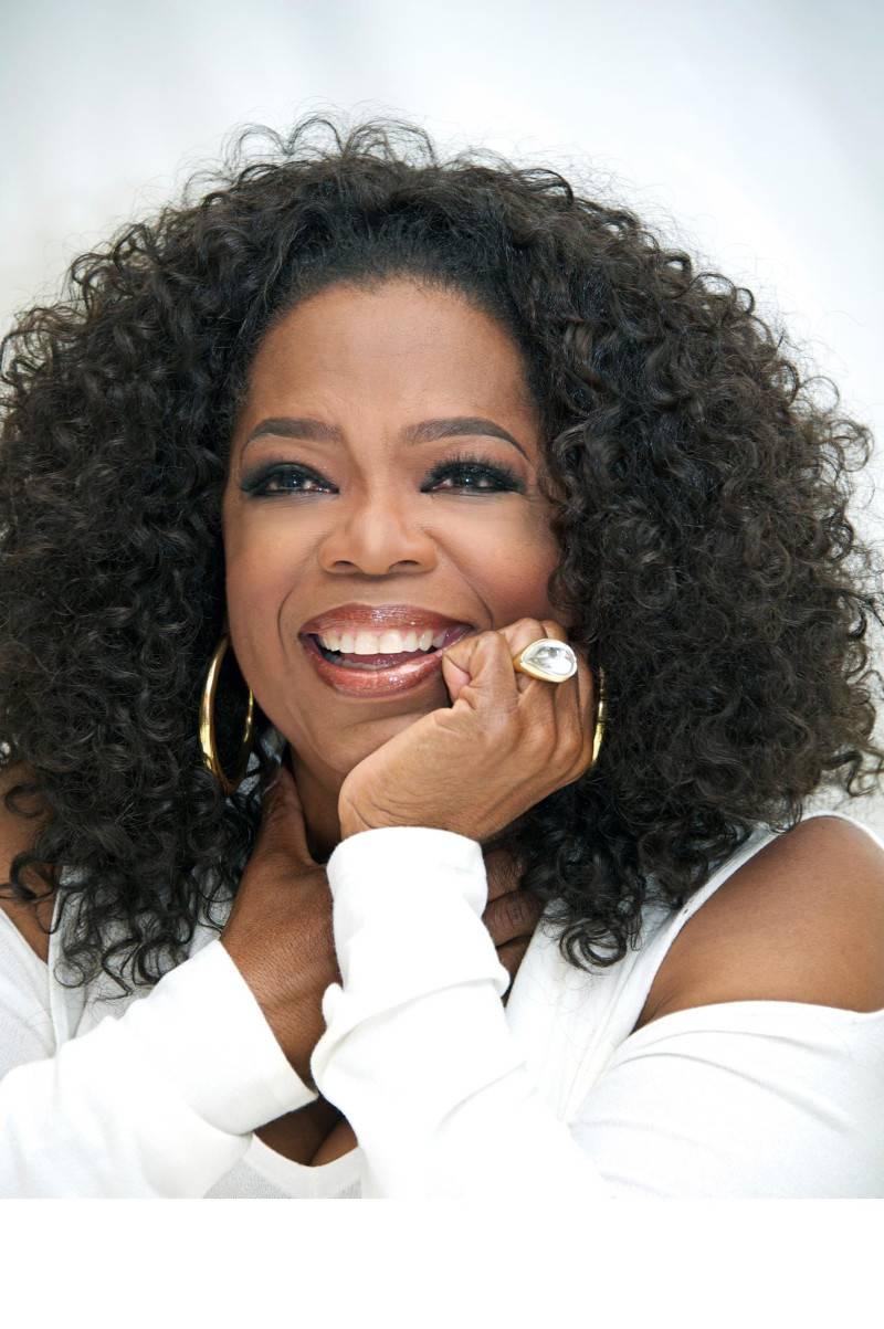 Oprah WINFREY, Animatrice et Productrice