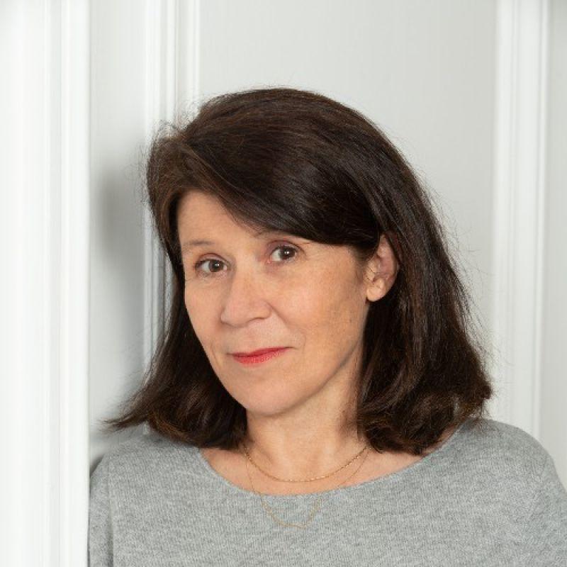 La passionnée et dynamique Valérie LE ROY, Directrice du Salon International de l'Agriculture, toujours droite dans ses bottes