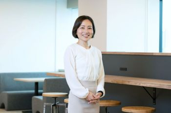 Eiko Hashiba Source: VisasQ Inc.
