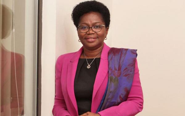 Victoire Tomégah-Dogbé, Première femme Première Ministre du Togo
