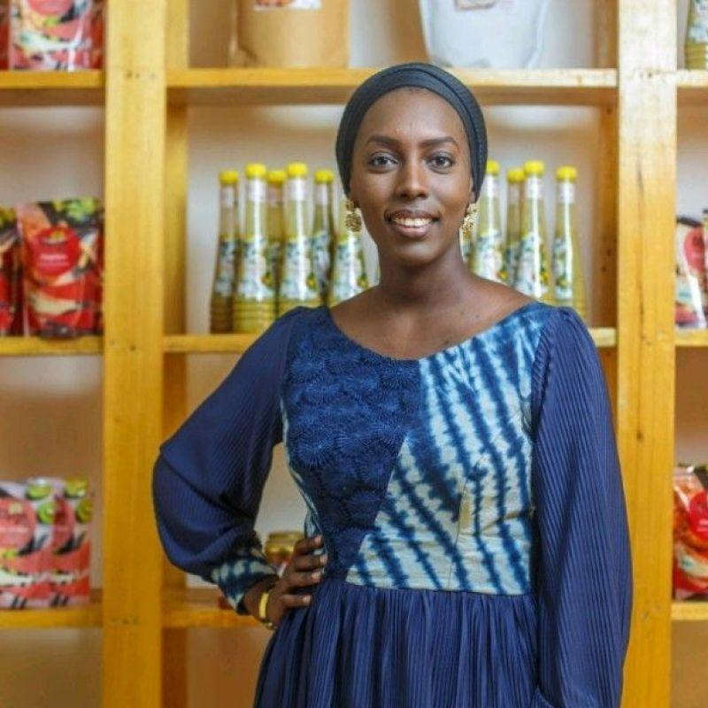 Seynabou DIENG, lauréate du Prix Jeune Entrepreneur (e) Francophone 2019, la fonceuse qui a décidé de se sacrifier pour faire avancer l'écosystème des jeunes femmes entrepreneures au Mali