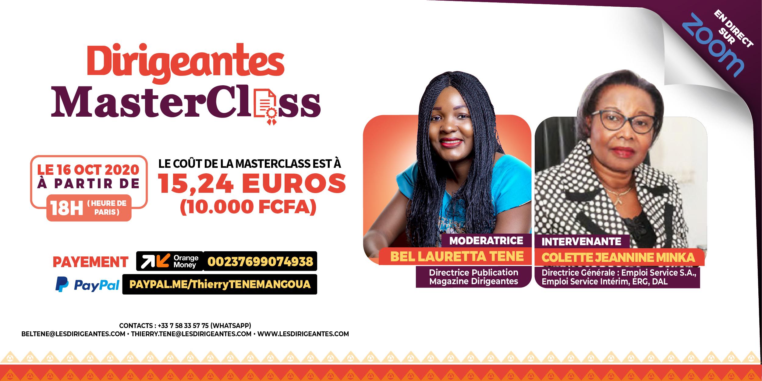 Colette Jeannine MINKA, la dirigeante visionnaire qui a monté une multinationale avec les compétences africaines