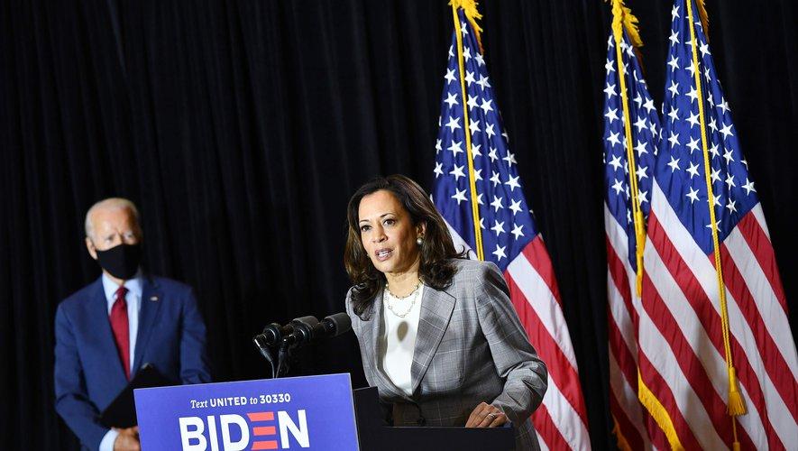 Kamala HARRIS, première femme noire élue Vice-Présidente des Etats-Unis d'Amérique, la pionnière qui brise les plafonds de verre