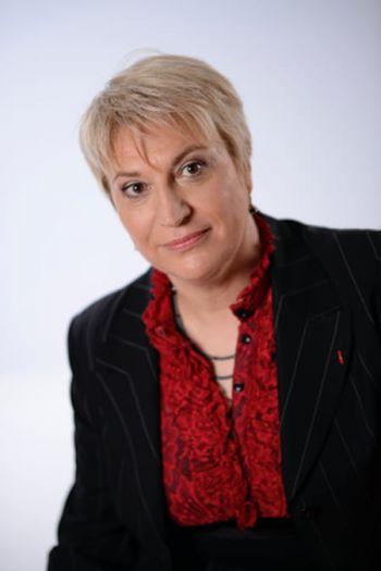 Aline AUBERTIN, Présidente de l'Association Femmes ingénieurs