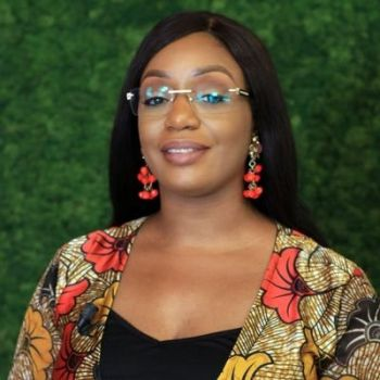 Leatitia MEBALEY, Fondatrice du réseau AFAP (Association Femme Africaine & Pouvoir)