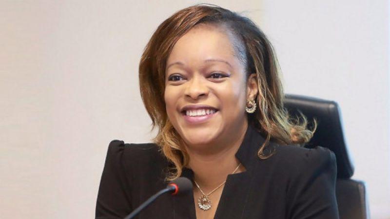 Reckya MADOUGOU, Femme Politique, Fondatrice et Directrice Générale de International Key Consulting