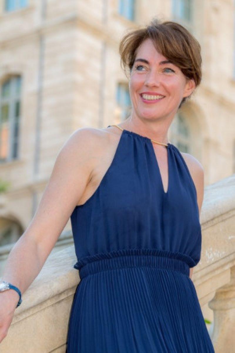 Delphine BUISSON, Directrice Générale Alliance EURUS