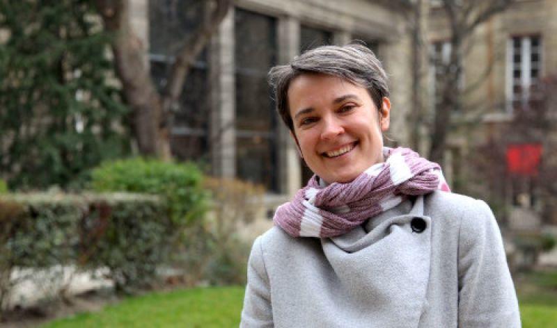 Anne BORING, Directrice de la Chaire pour l'entrepreneuriat des femmes à Sciences Po