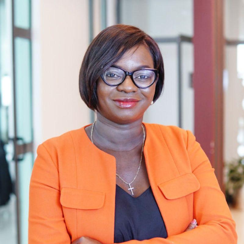 Evelyne DIOH, Directrice Générale du Women Investment Capital (WIC)