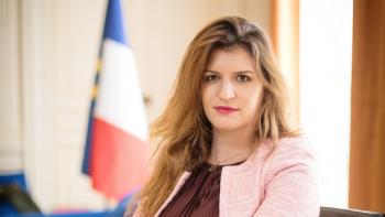 Marlène Schiappa, Ministre déléguée à la Citoyenneté Francois Bouchon / Le Figaro