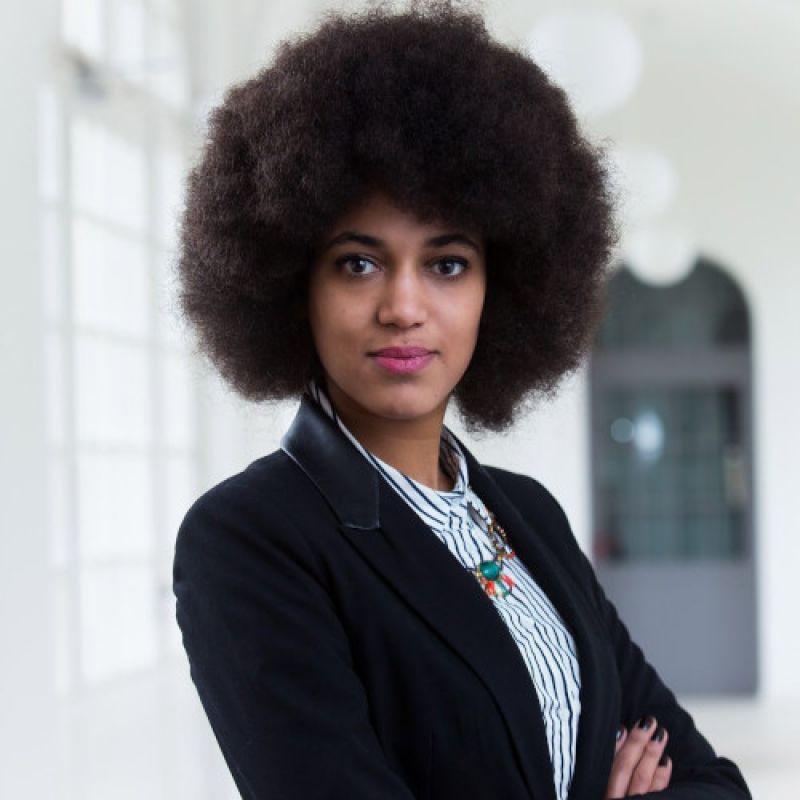 Mélanie KEITA, Co-fondatrice Melanin Kapital, Experte en Finance et Investissement