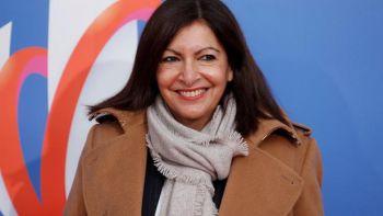 Anne Hidalgo, maire de Paris, avait accueilli l'amende avec stupéfaction. GONZALO FUENTES / AI / REUTERS / PANORAMIC